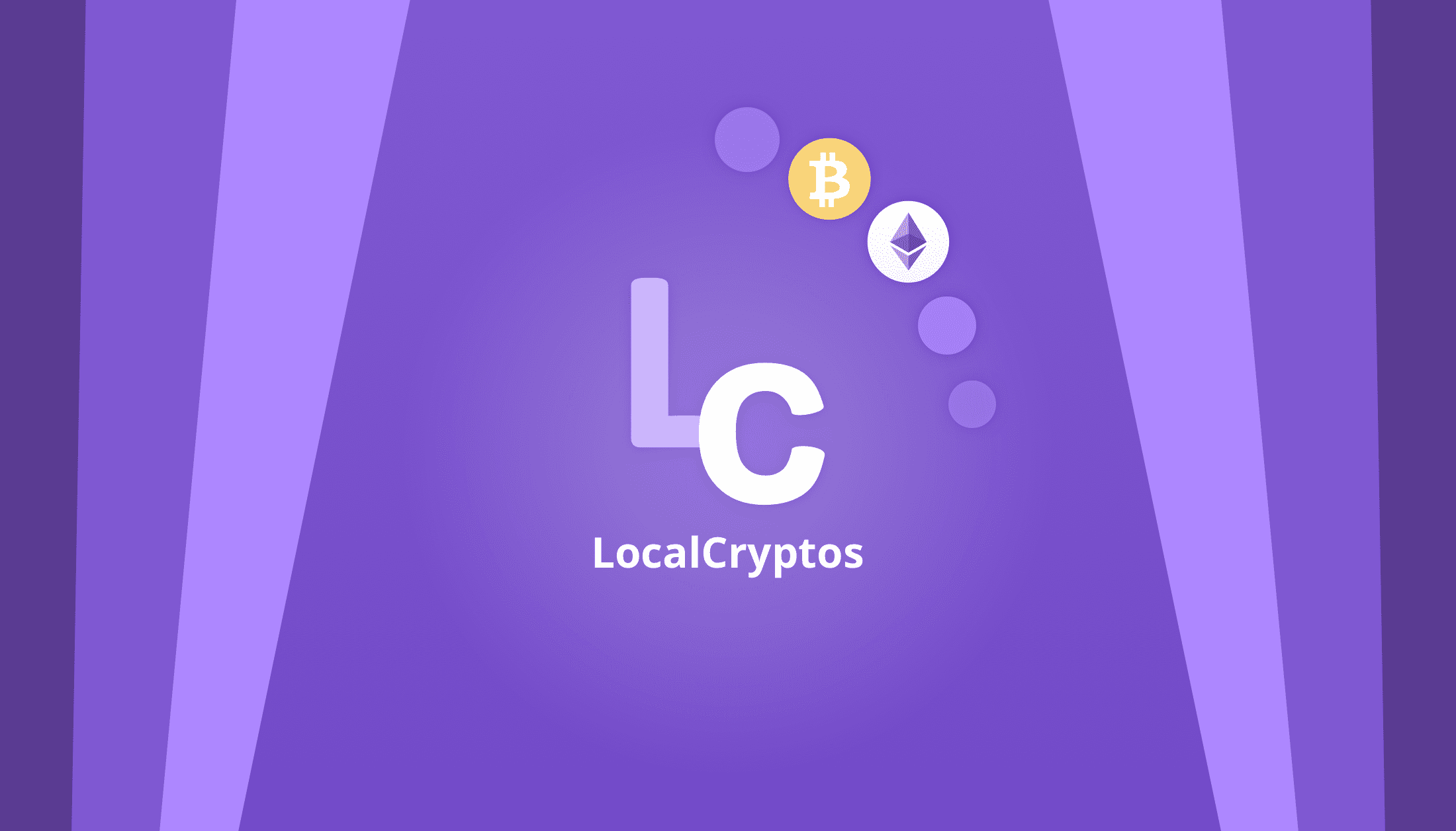 Buy & Sell Crypto On The LocalCryptos P2P Marketplace